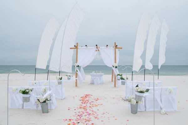 Beach Wedding Gallery