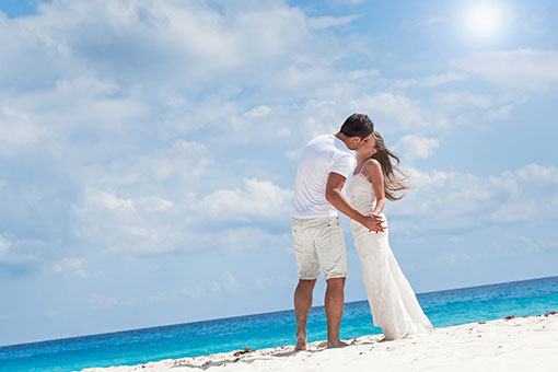 Alabama Beach Wedding Package You Me and the Seaa