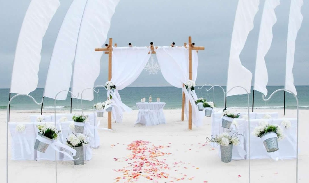 Princess Beach Wedding Package