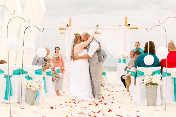 Big Day Weddings Beach Wedding Packages Gulf Shores, Alabama