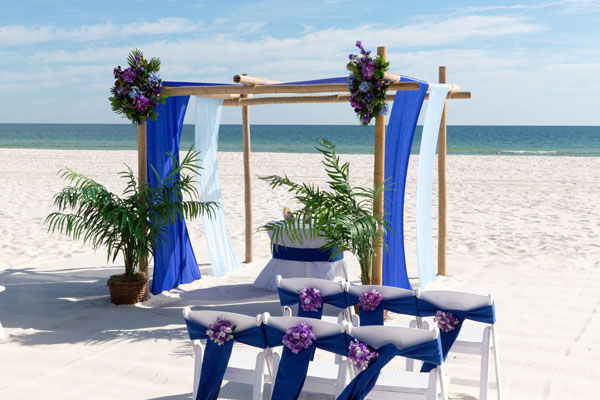 Dream Beach Wedding Package Orange Beach Alabama