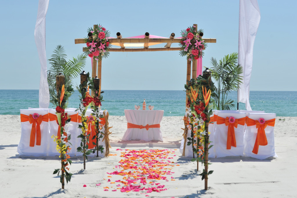 Alabama Beach Wedding Packages Big Day Weddings
