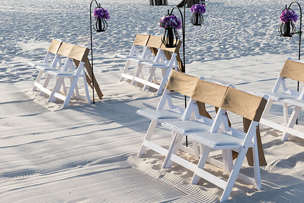Beach Vow Renewal Ceremony Gulf Shores